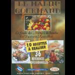 Couverture de l'édition 1999 du guide papier Le Malin Gourmand