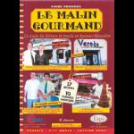 Couverture de l'édition 2003 du guide papier Le Malin Gourmand