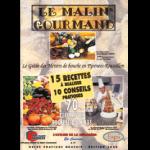 Couverture de l'édition 2000 du guide papier Le Malin Gourmand