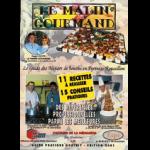 Couverture de l'édition 2001 du guide papier Le Malin Gourmand