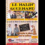 Couverture de l'édition 2002 du guide papier Le Malin Gourmand