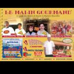 Couverture de l'édition 2006 du guide papier Le Malin Gourmand