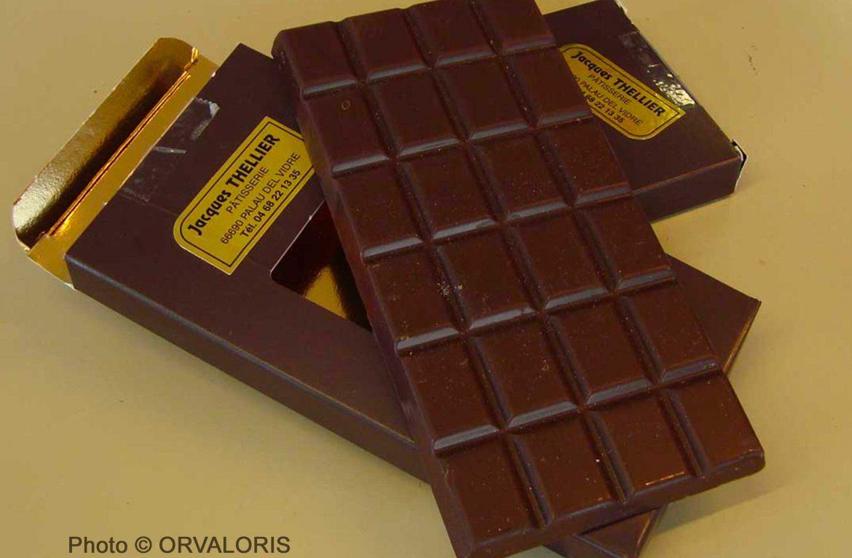 chocolat de Jacques Tellier publié dans le Malin Gourmand